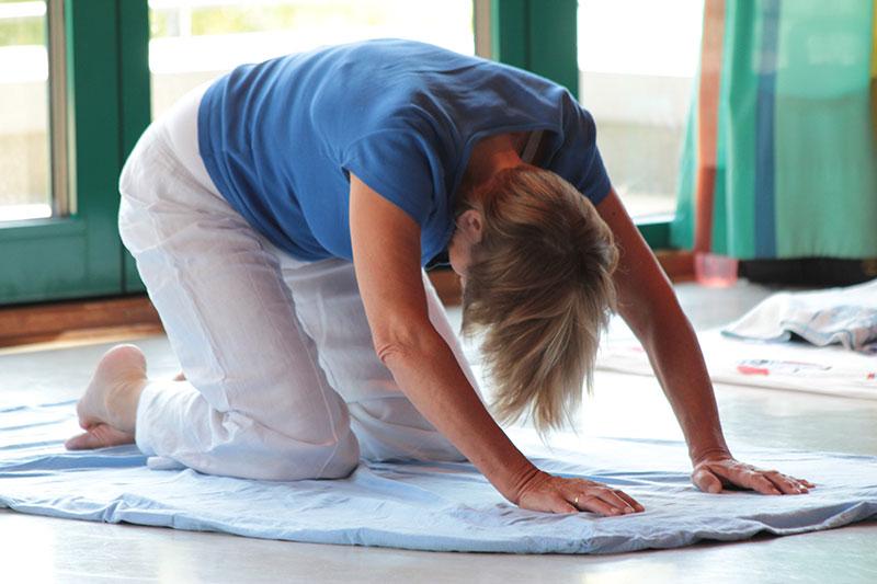 Feldenkrais - Schulter und Nacken befreien